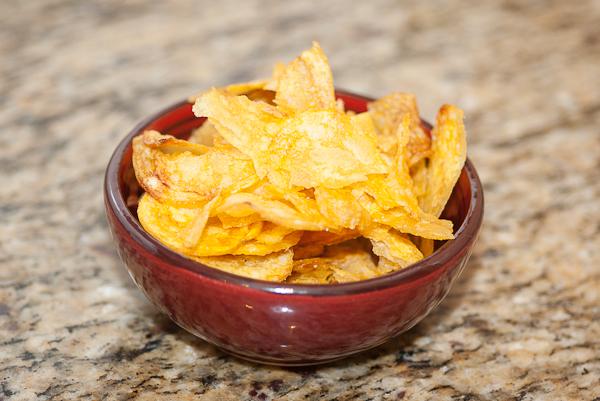 Patatas fritas El Gallo