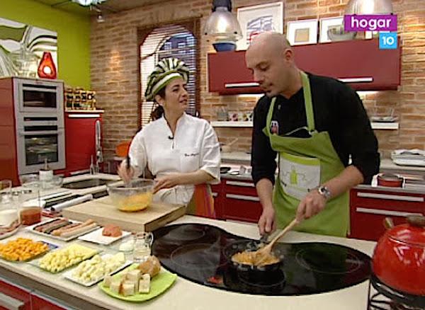 Eva argui ano hoy cocinas t en hogar 10 gastronom a for Programas de cocina