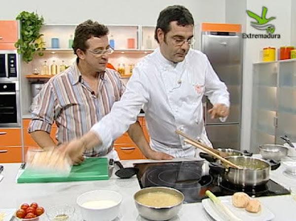 Ricardo González en Extremadura TV2