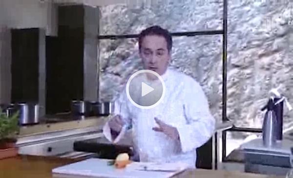 Ferran Adrià: trucos con utensilios