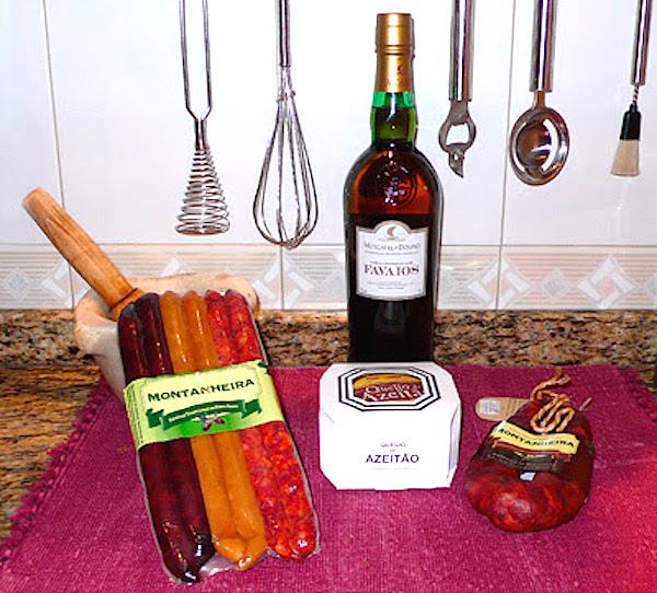 Productos de la feria Qualitas cores e sabores