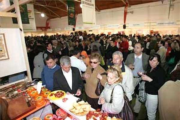 Feria Gastronómica en Cáceres