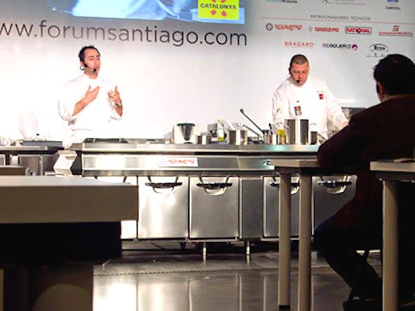 Artur Martínez y Tomàs Cuadrado