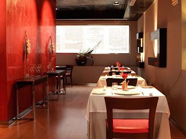 Detalle sala Restaurante Botein