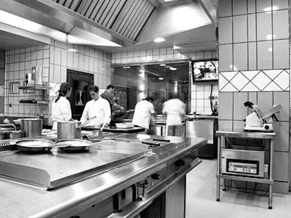 Cocina Restaurante Botein
