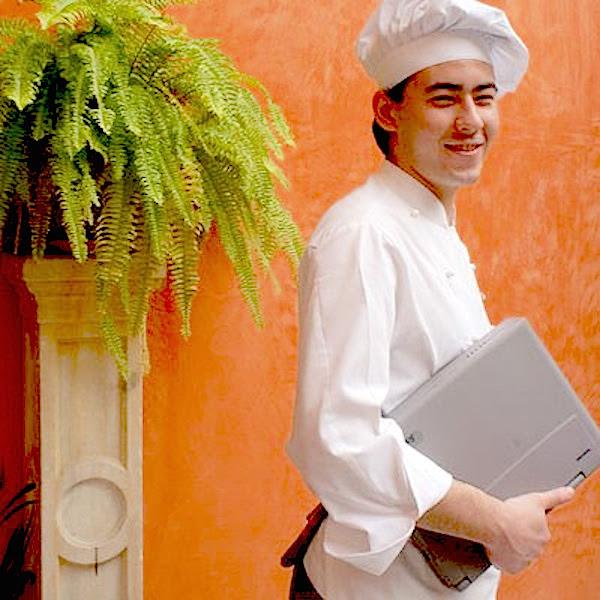 Web Escuela Superior de Hostelería de Sevilla