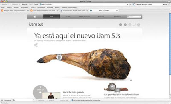 Web iJam.es