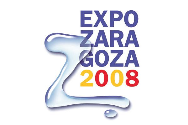 Logo Expo Zaragoza 2008