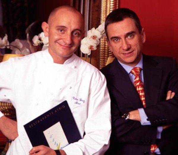 Toño Pérez y José Antonio Polo