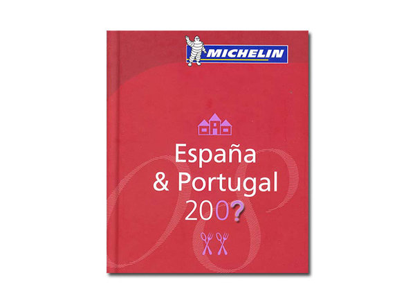 Famosa Guía Michelin