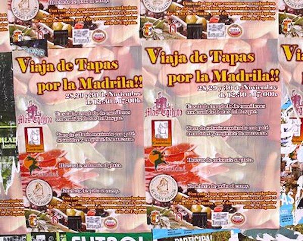 Viaja de Tapas por la Madrila