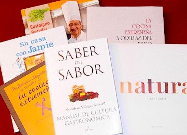 Primeros libros gastronómicos 2009