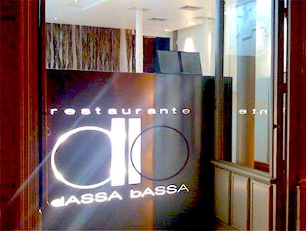 Restaurante dASSA bASSA