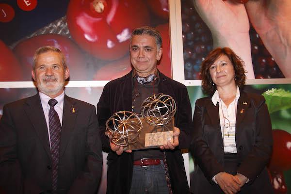 Juan Ramón Lucas Premio a la Excelencia Picota del Jerte 2009
