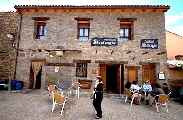 Bar-Restaurante Monfragüe (Casa Paqui)