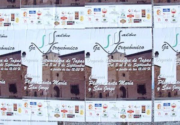 I Salón Gastronómico de Extremadura - Cáceres