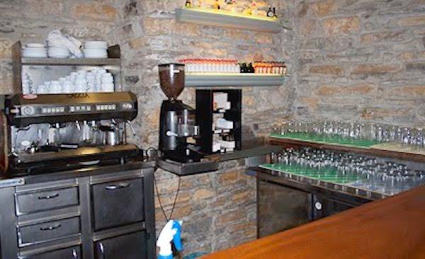 Bar de la de la Sociedad Gastronómica Mariñelak