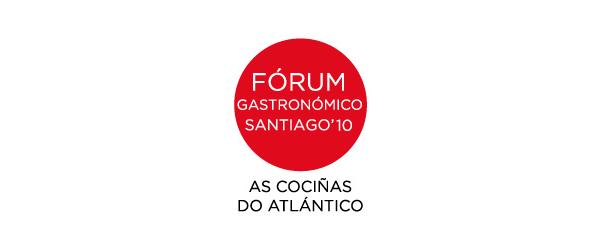 Fórum gastronómico Santiago'10