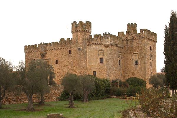 Castillo de la Arguijuela de Abajo