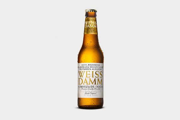 Cerveza Weiss Damm