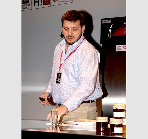 Jorge Guitián en el Fórum Santiago 2010