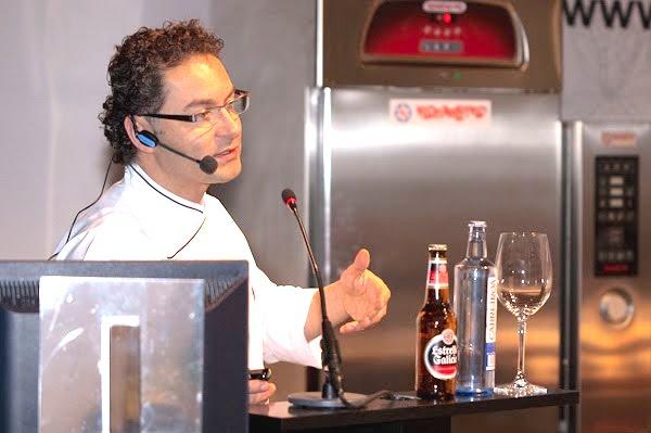 Ramón Morato en Fórum Santiago 2010