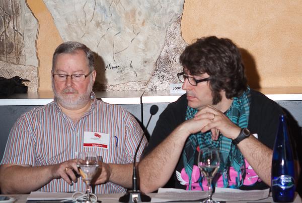 Miguel Vila y Roberto Gonzalez