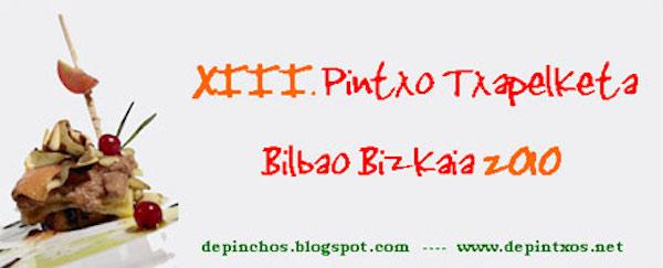 XIII Pintxo Txapelketa 2010