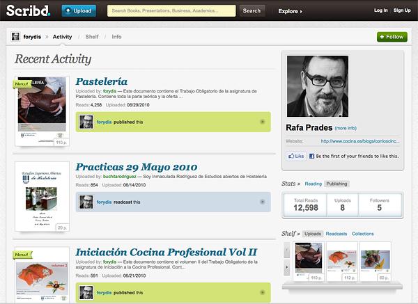 Publicaciones Rafa Prades en SCRIBD
