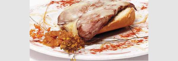 Solomillo de cerdo ibérico a la torta Gran Casar