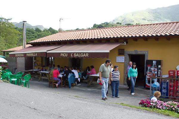 Sidrería Parrilla Picu L'Salgar