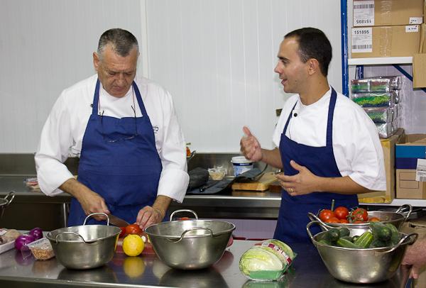 Yossi Elad y Lucas D. Sitrinovich