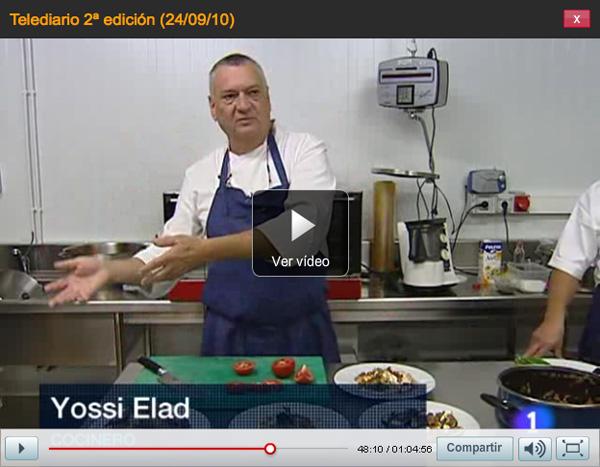 Yossi Elad en TVE a la carta - Pulsar para ver en otra ventana
