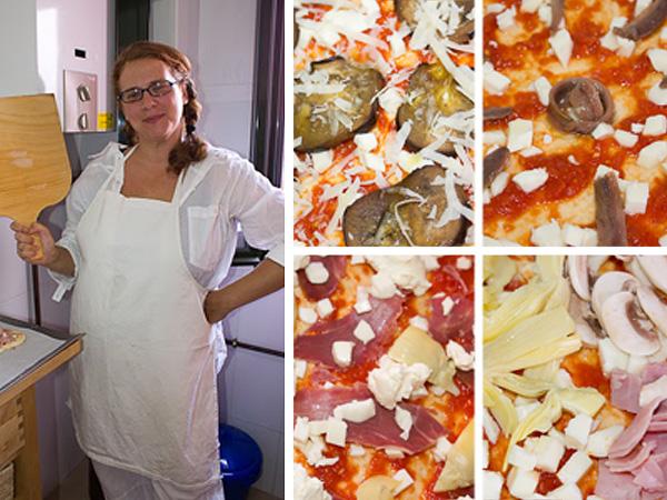 Taller de Pizza de Panepanna
