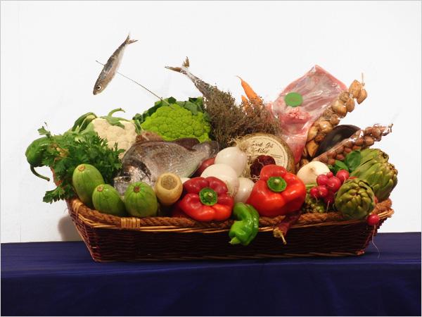 Cesta de productos gastronómicos Tarragona en Essència