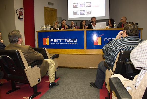 Mesa redonda del Encuentro de Bloggers Gastrotur