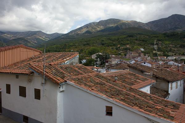 Hervás en el Valle del Ambroz (Cáceres)