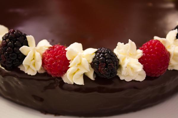 Tarta de mascarpone y chocolate - Margarida de El món de la cuina