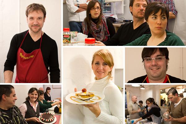 Bloggers gastronómicos del evento Breadstorming Bimbo