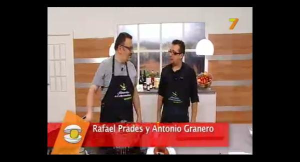 """Programa de TV """"En su punto"""" en Canal Extremadura"""
