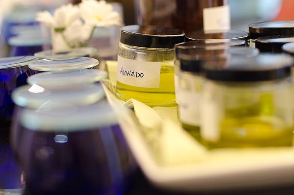 Patrones de defectos en el aceite de oliva virgen extra