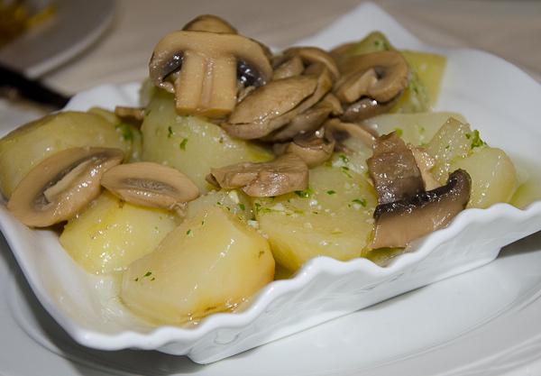 Patatas baezanas