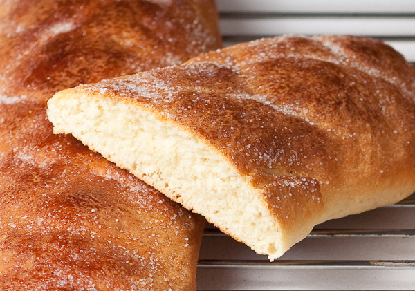 Coca de panadero