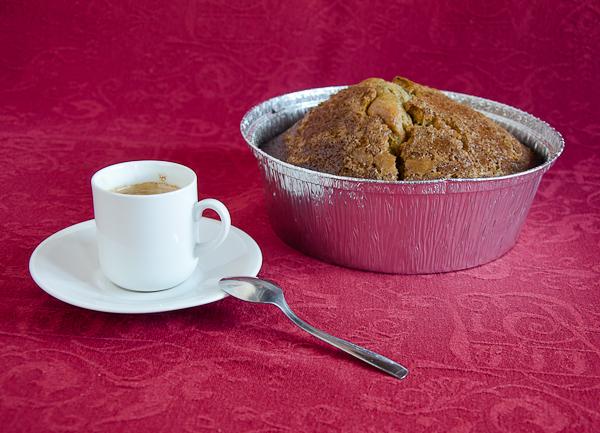 Un café con una #MegaMagdalena
