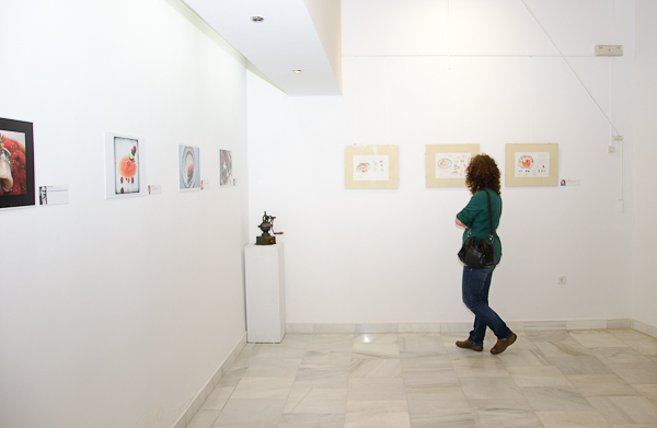 """Inauguración exposición """"Comer con los ojos"""""""