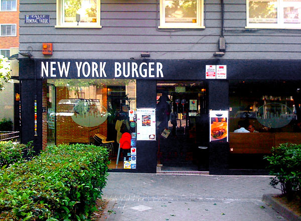Restaurante New York Burger