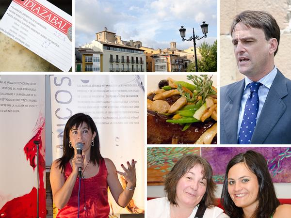 III Encuentro de Bloggers Gastronómicos Navarra Gourmet