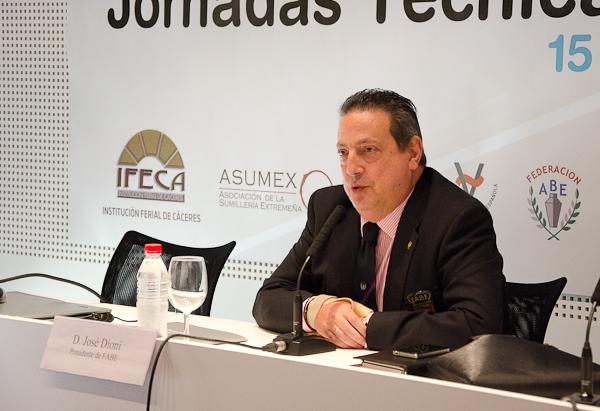 Pepe Dioni en su ponencia en LIQUIDS 2011