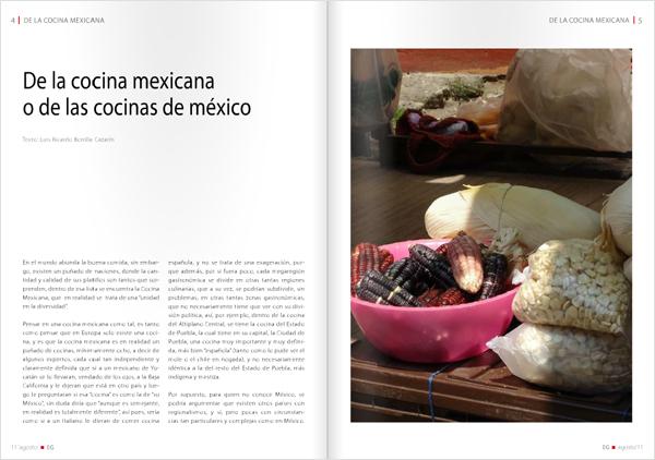 EG - El magazine de la gastronomía