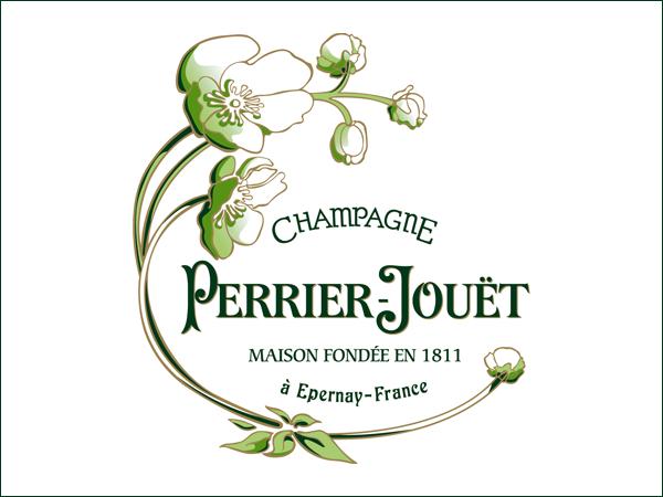 Logo de la Maison Perrier-Jouët